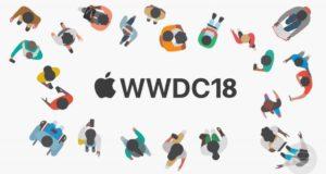 Apple annonce ses dernières nouveautés lors de la WWDC de 2018