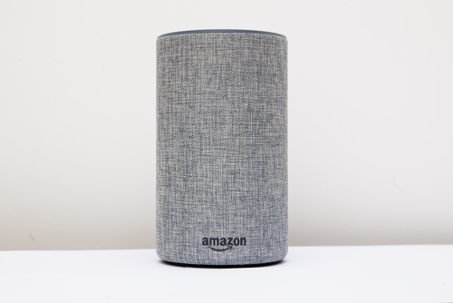 Amazon echo, l'assistant personnel rencontre l'enceinte connectée