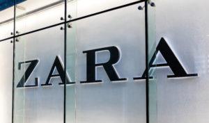 Zara est en route vers le smart phygital avec la digitalisation de sa boutique londonienne